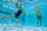 Aquatic Endurance Exercises for People Living With MS