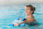 Aquatic Strength Exercises for People Living With MS