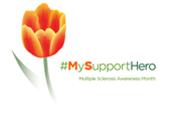 #MySupportHero - MS Awareness Month