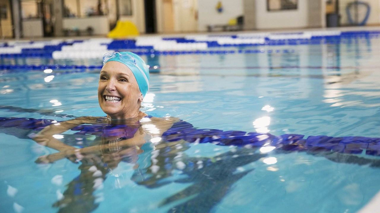 Aquatic Exercise for People Living With MS