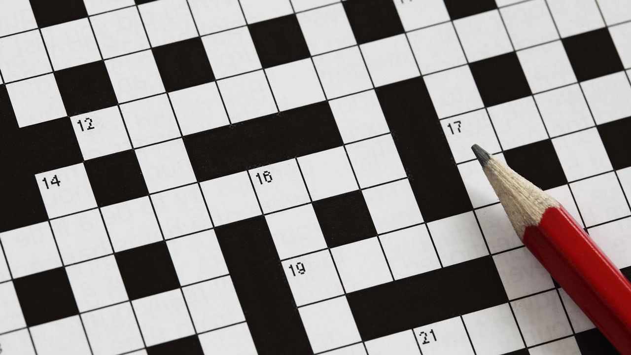 Brain Games – Crossword Puzzles