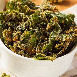 Healthy Recipes – Kale Chips