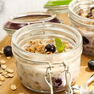 Healthy Recipes – Overnight Oats