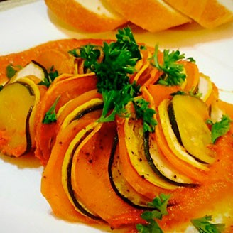 Healthy Recipes – Ratatouille