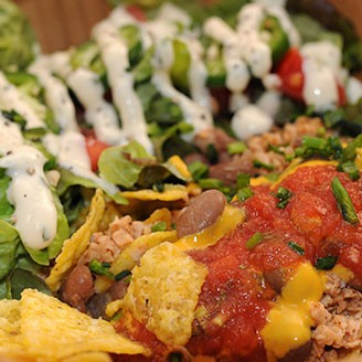 Healthy Recipes – Deconstructed Taco Salad