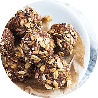 Healthy Recipes – Almond Energy Bites