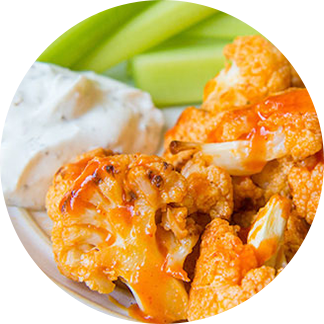 Healthy Recipes – Buffalo Cauliflower