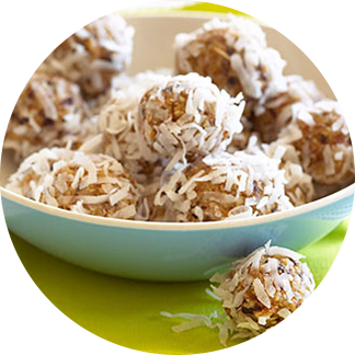 Healthy Recipes – Grandma's Date Treats