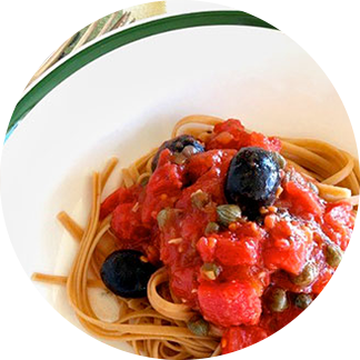 Healthy Recipes – Pasta puttanesca