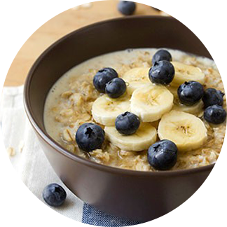 Healthy Recipes – Power-Up Oatmeal