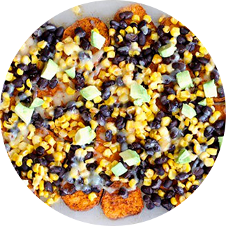 Healthy Recipes – Sweet Potato Nachos