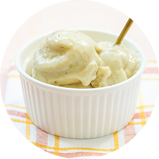 Healthy Recipes – Frozen Banana Ice Cream