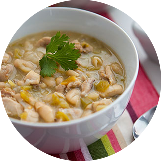 Healthy Recipes – White Chicken Chili